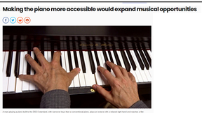 Making the Piano More Accessible