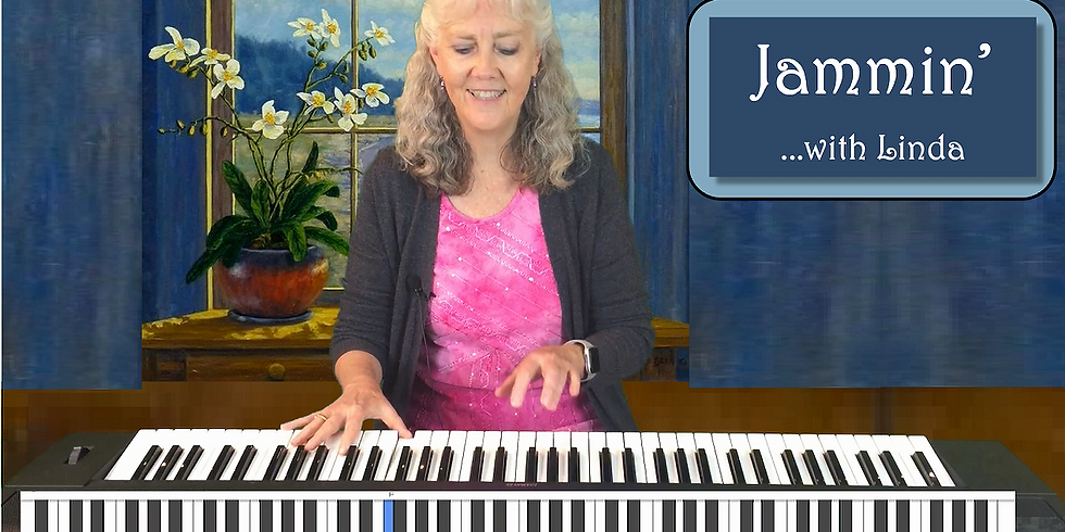 Jammin' with Linda Drop-In