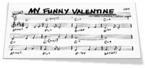 The Strange Lyrics for My Funny Valentine