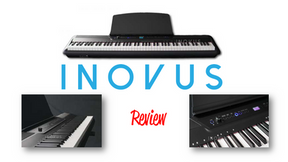 The New INOVUS Digital Piano