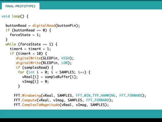 Prototyping: .5 programming