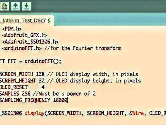 introduction to Arduino code syntax