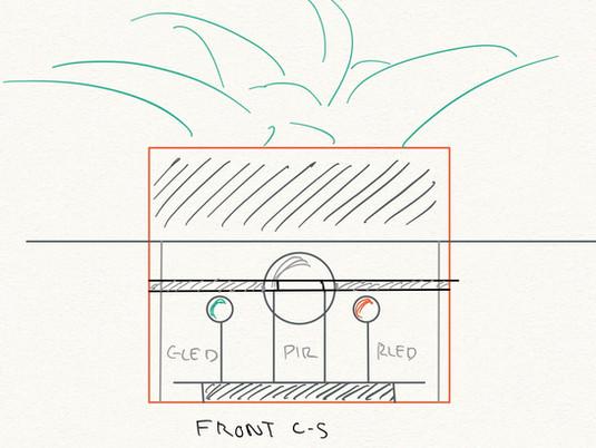 Prototyping: .5 case design