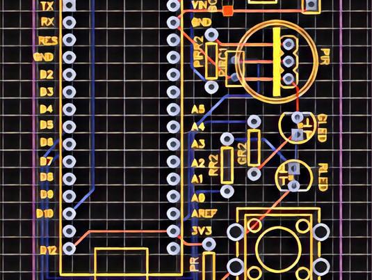 Prototyping: .5 circuit design