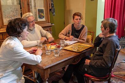 Lus groep (Foto: Herman Van Damme)