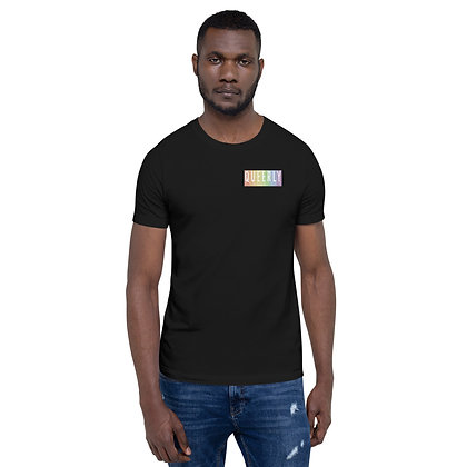Unisex Queerly T-Shirt - Front Logo