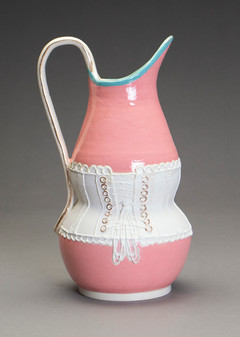 Cinched Pitcher