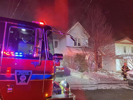 Engine Company 6 Runs 2 Working Fires In The Village Of Solvay