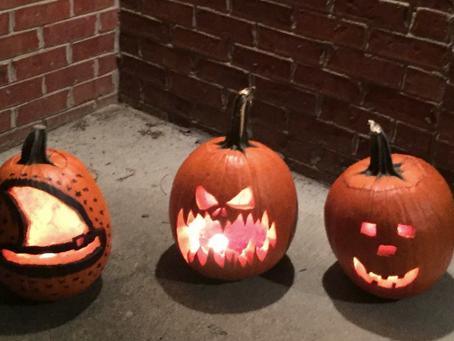 Halloween or All Hallowed Eve