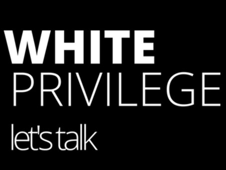 If you're white and privileged, what is your responsibility when you witness racial injustice?