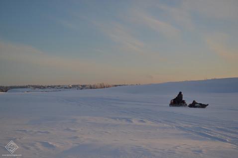 Un hiver en Sibérie