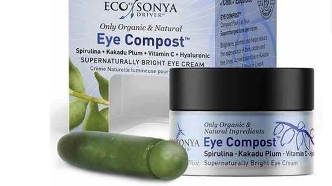 Eco Tan Eye Compost Eye Cream