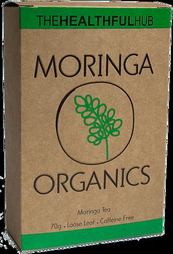 100% Moringa Herbal Tea