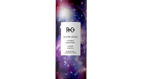 R+CO OUTER SPACE flexible hairpray