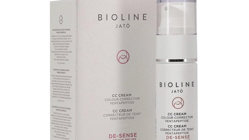 De-Sense Instant Relief- CC Cream Colour Corrector