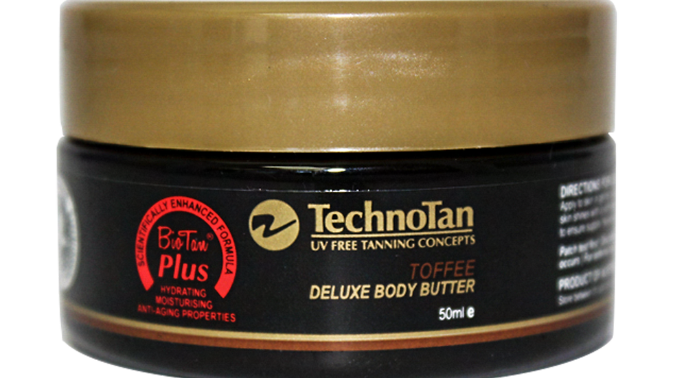 TechnoTan Deluxe Body Butter - Toffee