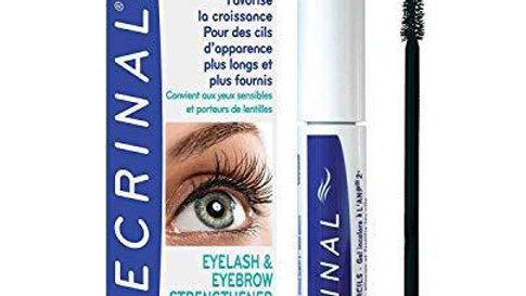 Ecrinal Eyelash and Eyebrow Strengthener