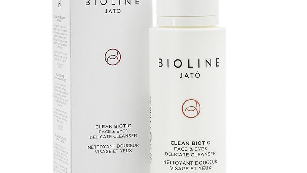 Proceutic- Clean Biotic Face & Eyes Delicate Cleanser