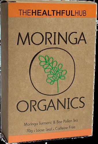 Moringa Turmeric & Australian Bee Pollen Herbal Tea