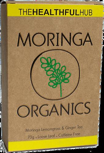 Moringa Lemongrass & Ginger Herbal Tea