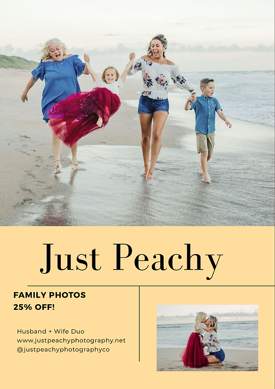 Just Peachy Photography