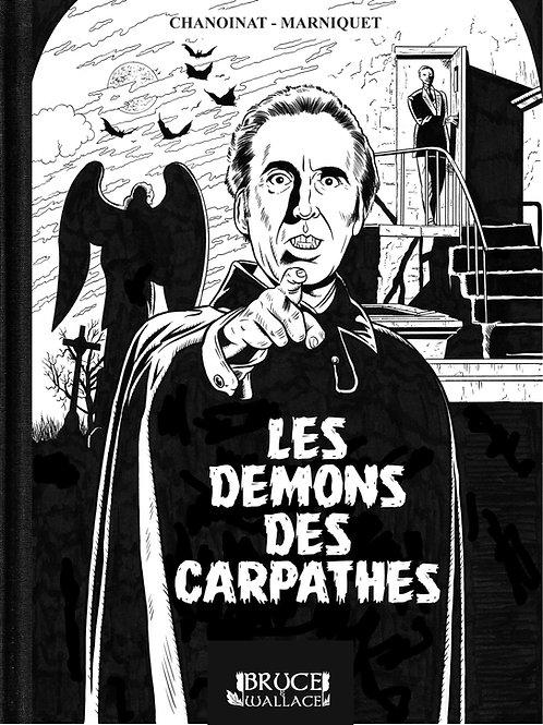 LES DÉMONS DES CARPATHES - INTÉGRALE - 154 pages