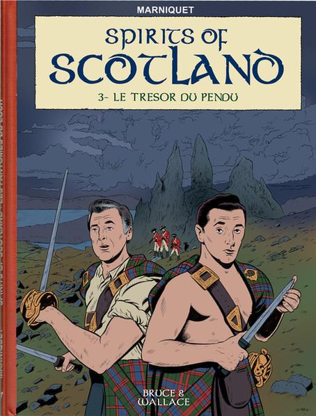 SORTIE - SPIRITS OF SCOTLAND 3 - LE TRÉSOR DU PENDU