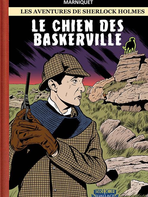 SHERLOCK HOLMES 1- LE CHIEN DES BASKERVILLE