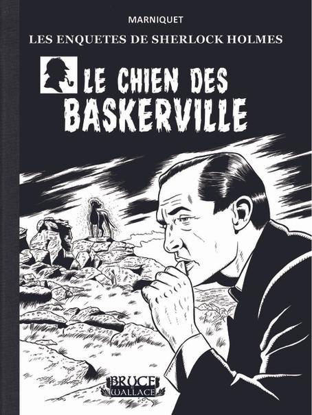 """TIRAGE DE TETE """"Le chien des Baskerville"""""""