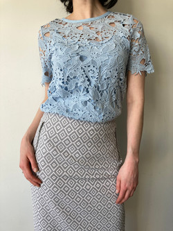 Top by WITCHERY Size 8