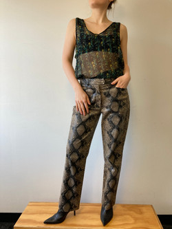 Pants by edc by spirit  Size 36  100% Polyester with PVC Coating      Excellent pre-loved condition
