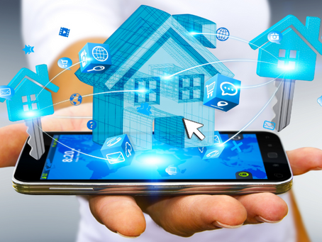 A typical day using home automation