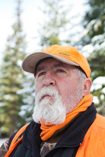 Hal Coombs, a retired firefighter has been leading annual elk-hunting trips with family and friends into the backcountry for more than 40 years.