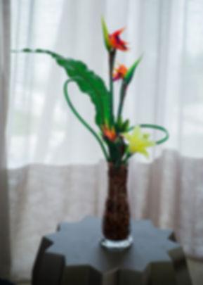 Arranjo Tropical - Bazar das Flores