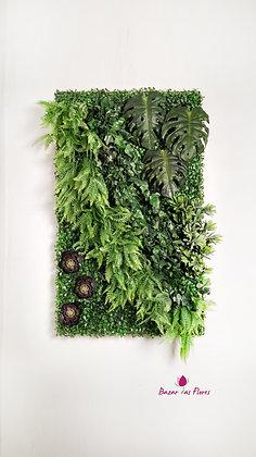 Quadro Verde - Jardim Éden