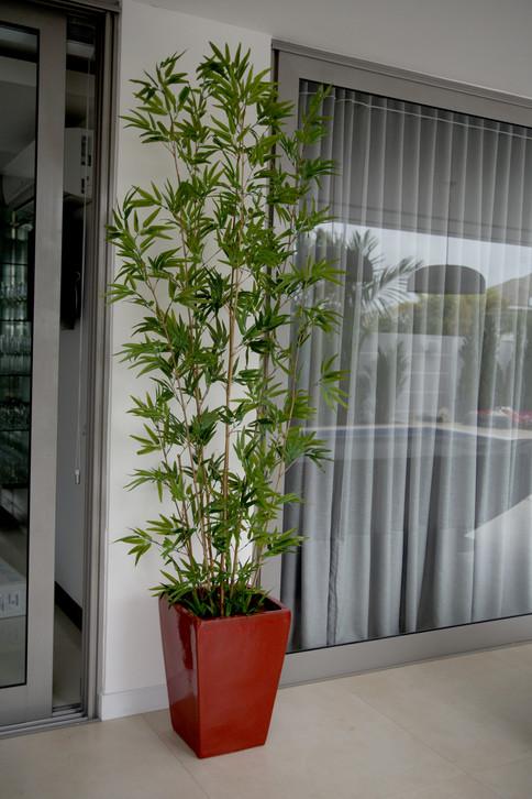 Arranjo de Bambu Japonês Permanente