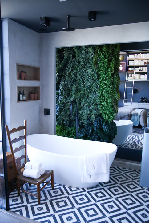 CASACOR RJ 2017 | Jardim vertical permanente
