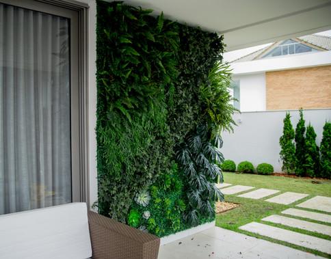 Jardim Vertical Permanente