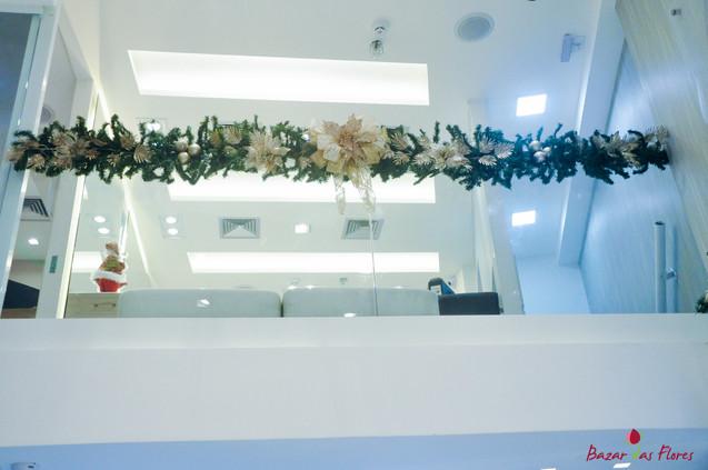 Festões Decorados p/Salão de Beleza