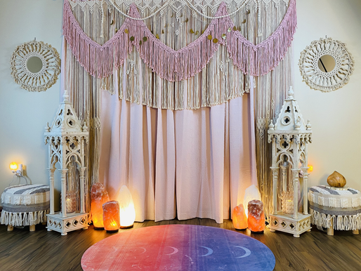 PRESS RELEASE /// PINK MOON YOGA & WELLNESS ANNOUNCES GRAND OPENING