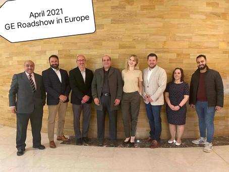 GE Roadshow Europe April 2021