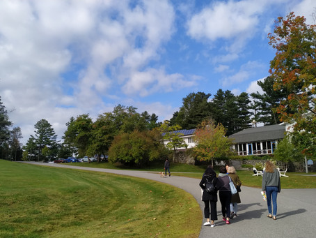 GE Counselors Fam Trip to US boarding schools  2019.09