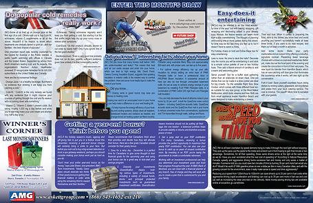 Monthly newsletter Commonside 4
