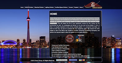 Tanco Group Ltd website | Designed and developed by Impact Kreative in Orangeville