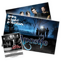 Band Posters | Designed by Impact Kreative in Orangeville