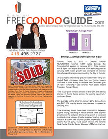 Newsletter designed for Chad and Lucy Bradley - Toronto, Ontario
