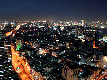 Inequality Between Bangkok and the Rest of Thailand