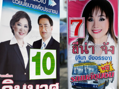 Thai Female Political Representation in the 2019 Elections