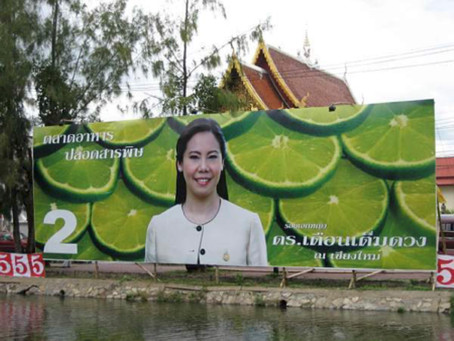 "Beyond ""Network Monarchy"": The Influence of the Aristocracy in Thai Elections"