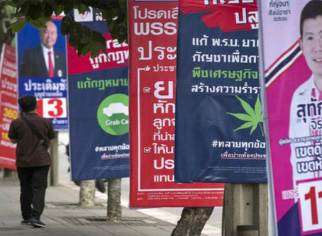 What an Election Poster Can Tell Us about Thai Election Campaigns